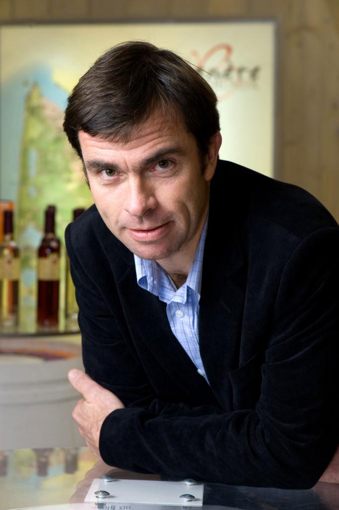 Bernard Farges-Président de la Maison des Bordeaux et Bordeaux Supèrieurs à Beychac et Caillaud-Gironde-Aquitaine-France-33